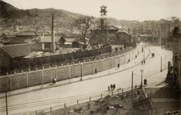 개수 후의 참궁(参宮) 도로(1930)