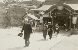 사이토 총독의 참배(1925)
