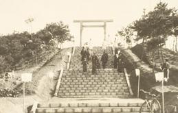 전라남도 송정 송정 신사(松汀神社)