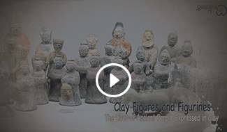 Clay Figures, Figurines